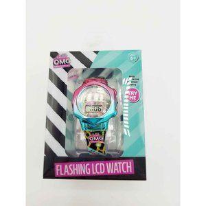 LOL OMG Flashing LCD Watch Childrens New Fast Ship